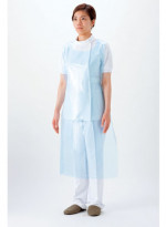 Saraya Disposable Plastic Apron & Gowns