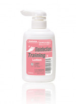 Hand Disinfection Training Lotion