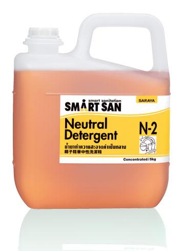 Smart San Neutral Detergent Conc. N-2